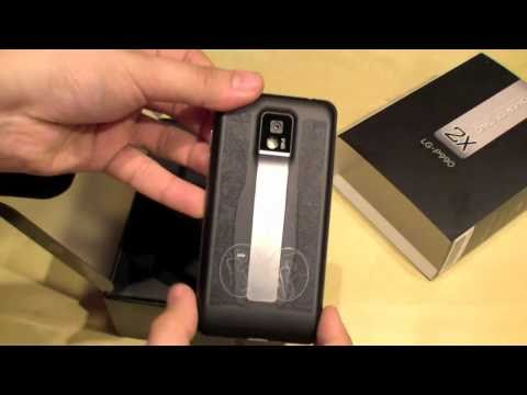 Unboxing and Hands On of the LG P990 Optimus Speed