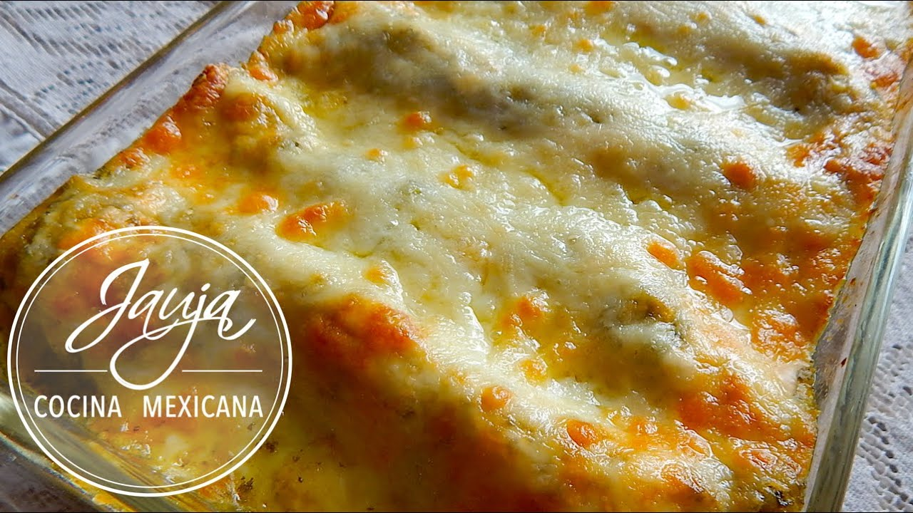 Chicken Enchilada Casserole How to Make Chicken Enchilada