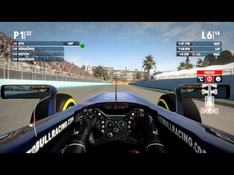F1 2012 R08 Valencia Drive By NF.Q (No Edit)