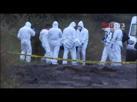 VIDEO Localizan a un ejecutado maniatado en la región de Tzitzio