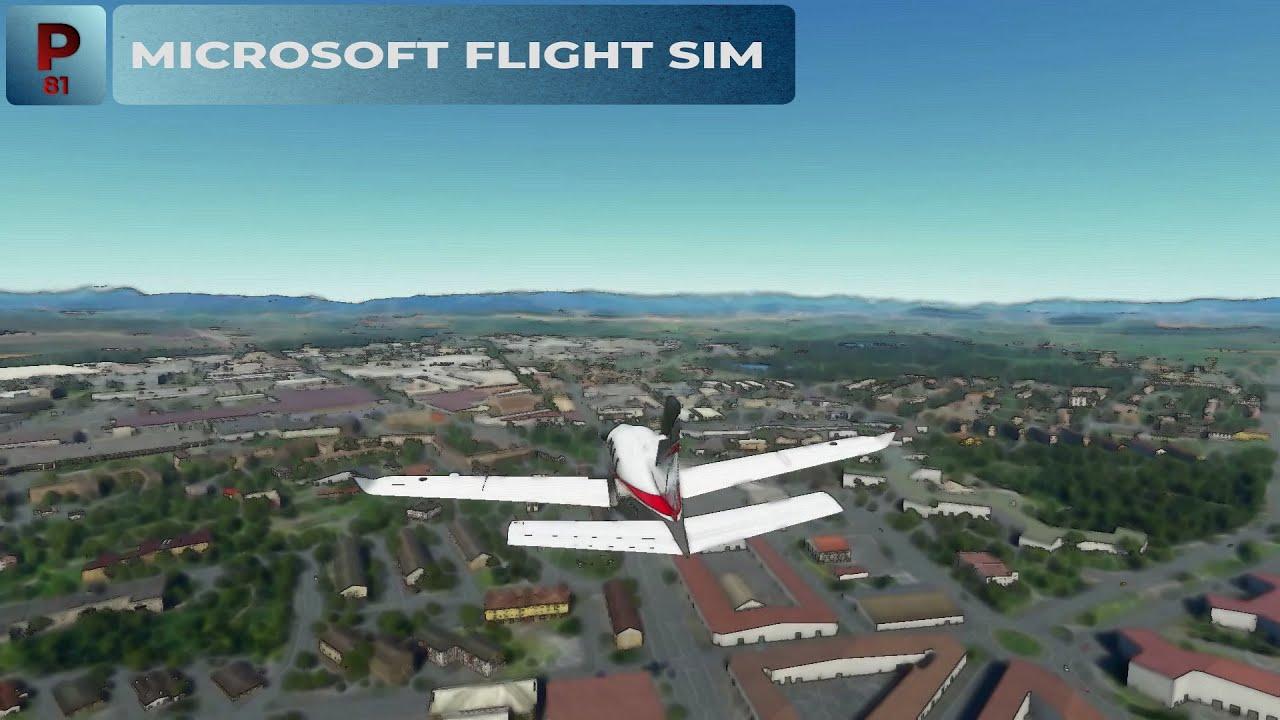 Microsoft Flight Simulator 2020   Pamplona-Vitoria ...