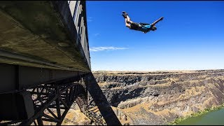 62 Seconds of Stoke w/ BASE Jump Master Miles Daisher | GoPro View