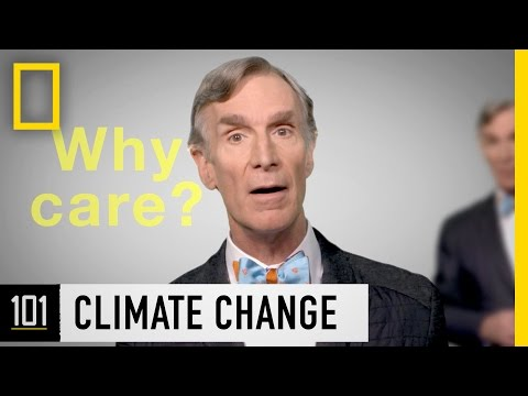Climate Change 101 with Bill Nye | National Geographic