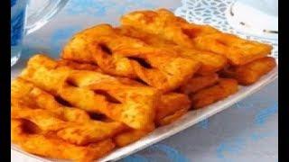 Картофельный хворост Рецепт