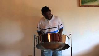 Luther Vandross - Dance With My Father (Steelpan Cover)