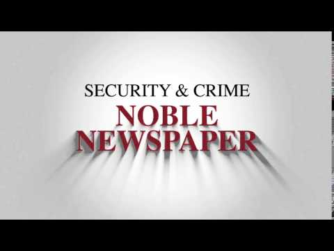 RKN Global Founder Unveils 1st Logo for Noble Newspaper on Security and Crime