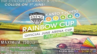 Rainbow Cup Silph Road - Татаж авах