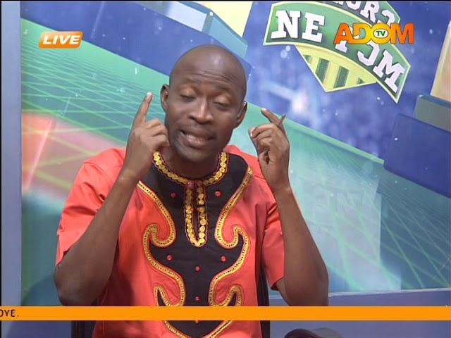 Matters arising in GFA - Agoro Ne Fom on Adom TV (25-4-18)