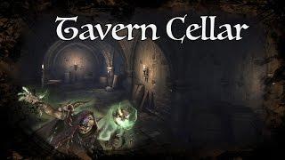 D&D Ambience - Tavern Cellar