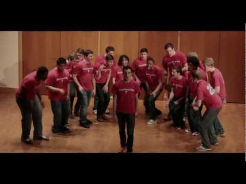 Beside You - Marianas Trench-Broad Street Line A Cappella