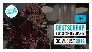 TOP 20 DEUTSCHRAP CHARTS ♫ 30. AUGUST 2019