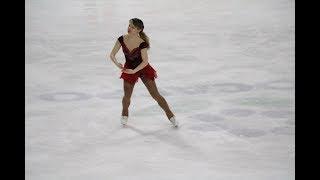 видео Ice-Skating :: Любительские соревнования по фигурному катанию