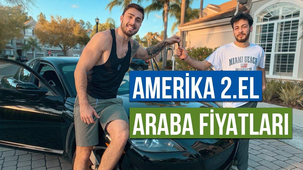 amerika 2 el araba fiyatlari 2020 butce 4000