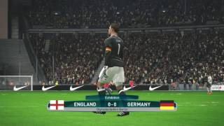 England vs Germany Football 14 July Full Match 2017 | PES 2017-18 | Video Games | Sharkbud