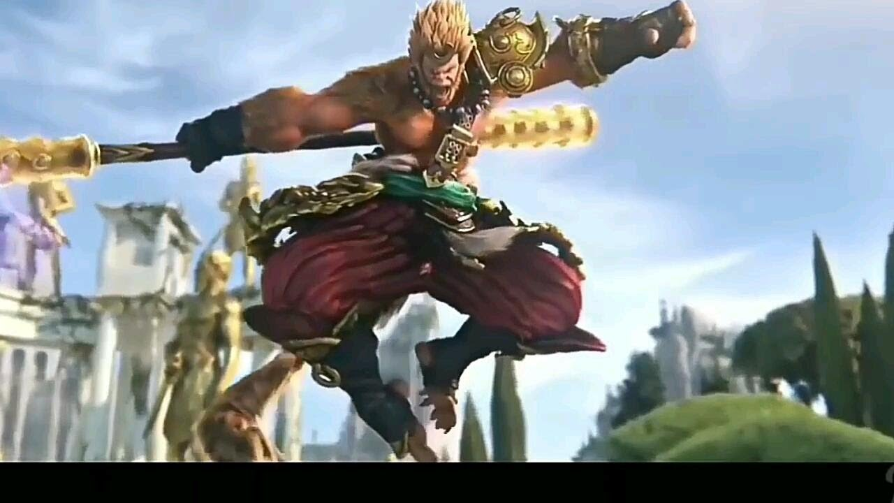 MOBILE LEGENDS BANG BANG MOVIE SUN WUKONG ANIMATION