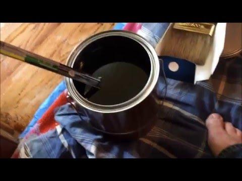 How to resurface refinish a hardwood floor polyurethane