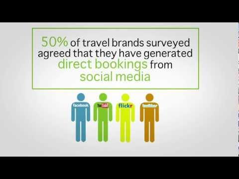 Social Media & Mobile in the Travel Industry: Digital Visitor & Eye For Travel