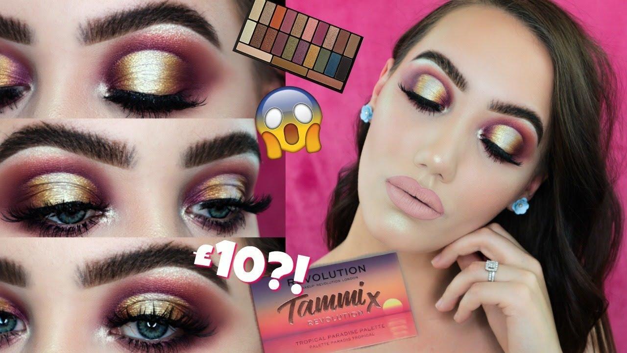 Tammi x makeup revolution