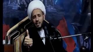 هل يوجد سفراء للإمام المهدي عجل الله فرجه في هذا الزمان - الشيخ أحمد سلمان
