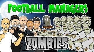 442oons Halloween Special: Football managers vs Zombies!