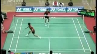 Badminton 2009 India Open QF Taufik Hidayat vs Kuan Beng Hong