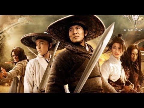 THE FLYING SWORDS OF DRAGON GATE - Jet Li...