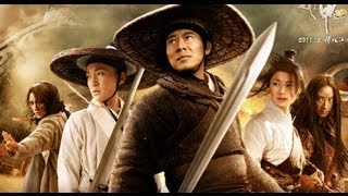 THE FLYING SWORDS OF DRAGON GATE - Jet Li - OFFICIAL TRAILER (HD)