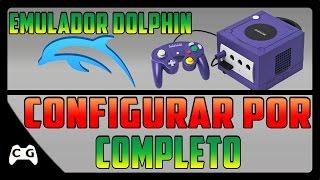 Como Configurar o Emulador Dolphin Para PC Fraco, Configurar Controle e ETC