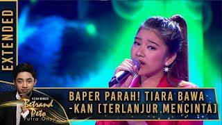 Download lagu Baper Parah Dengerin Tiara Bawakan [TERLANJUR MENCINTA] - Kilau Konser Betrand Peto Putra Onsu