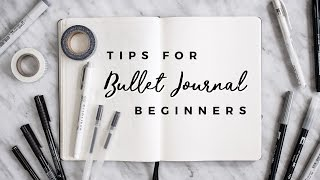 Bullet Journal Tips for Beginners! + GIVEAWAY (with Miss Louie)