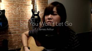 Say You Won't Let Go- James Arthur (Cover by Moira Dela Torre)