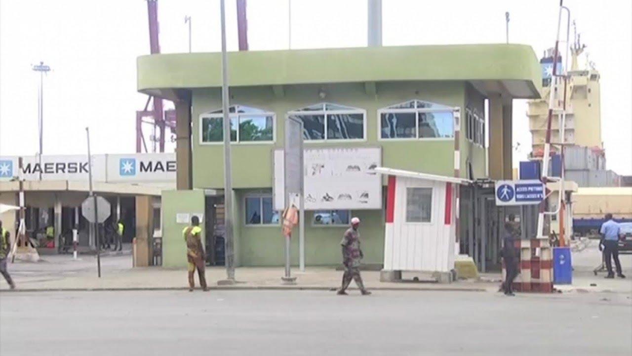 """Résultat de recherche d'images pour """"Port de Cotonou"""""""