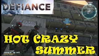 Defiance Gameplay with DraculaSWBF2 - Hot Crazy Summer 06/07/2017