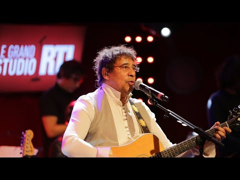Laurent Voulzy - Jeanne (Live) Le Grand Studio RTL