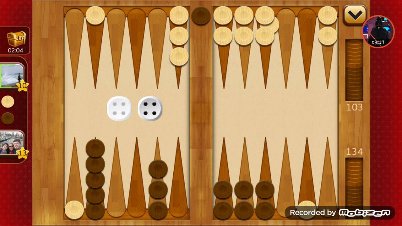 Tavla Spiel