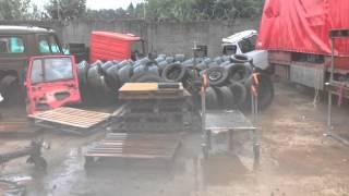 Разборка грузовиков самосвалов тягачей автобусов(, 2014-09-07T03:46:00.000Z)