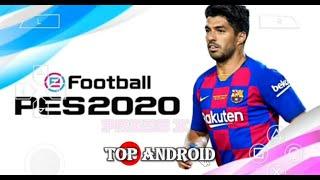 تنزيل Download PES 2020 PPSSPP LITE 300MB Android Offline باخر الانتقالات والاطقم من ميديا فاير