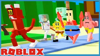 ROBLOX KITTY CHAPTER 5.. SpongeBob SquarePants