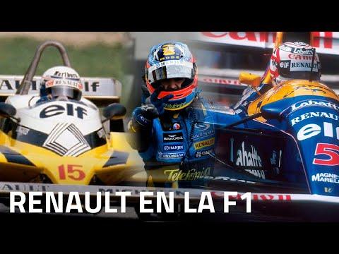 RENAULT en la FRMULA 1 | Historias del deporte a motor