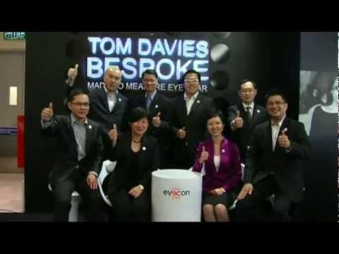 Eyecon Optometry Network (Eyecon),  launched TD Tom Davies Bespoke