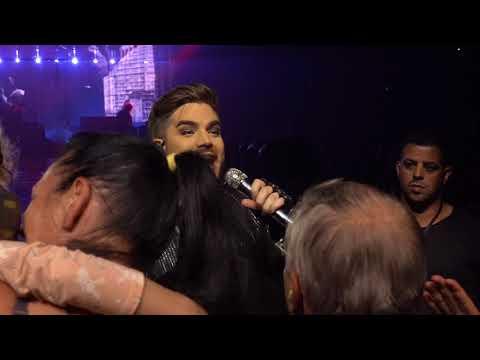 Radio Ga Ga - Queen + Adam Lambert Adelaide 2018