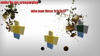 ROBLOX who is the owner of john doe account 😱
