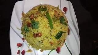 Tasty Chitranna / figure rice recipe in kannada   easy and quick recipe  