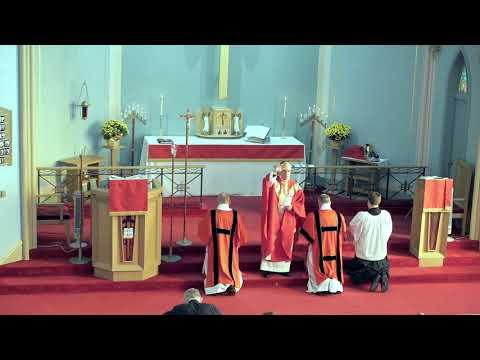 Holy Mass For Oktoberfest Reformation Divine Service (compete/full) Rev. Eckardt
