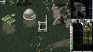 DOS Game: Command & Conquer - Red Alert - Counterstrike