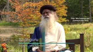 Sadhguru talks about how to eat