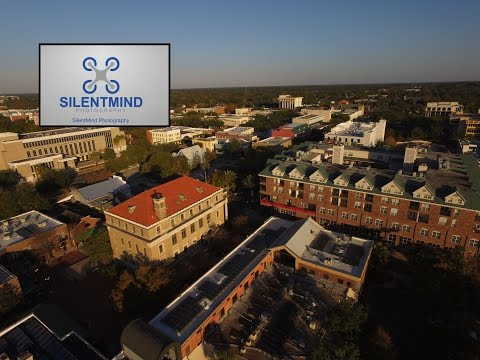 Gainesville Florida-Aerial Video Tour | As Seen From A Drone