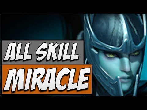 MIRACLE DOTA - Miracle Phantom Assassin - TAKES ALL | Road to Dota 2 2018