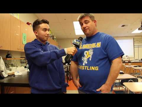 Interview Of PLV Wrestling Champions Lincoln High