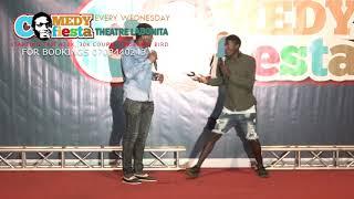 #ComedyFiesta. Wuuno Maulana Ne Reign Abasoyisoyi